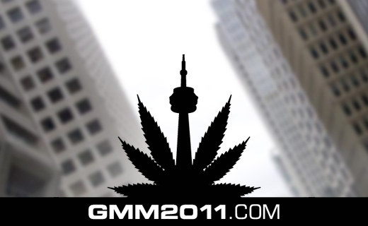 Global Marijuana March 2011