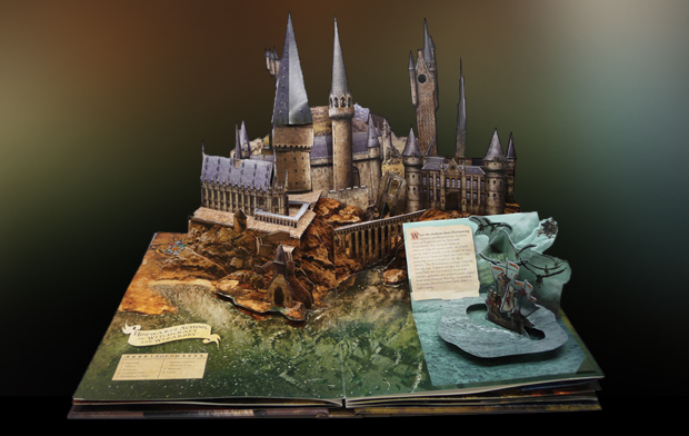Pop-ups, Papercraft, and Paper Engineering: Bringing the Page to Life