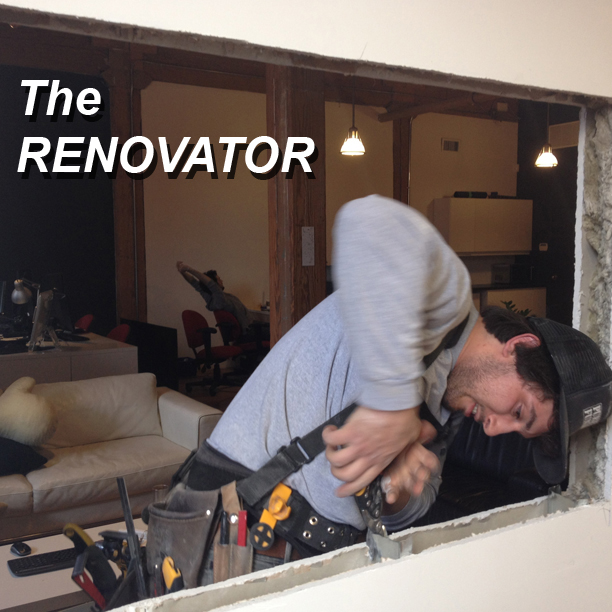 Renovations – Progress and Finale