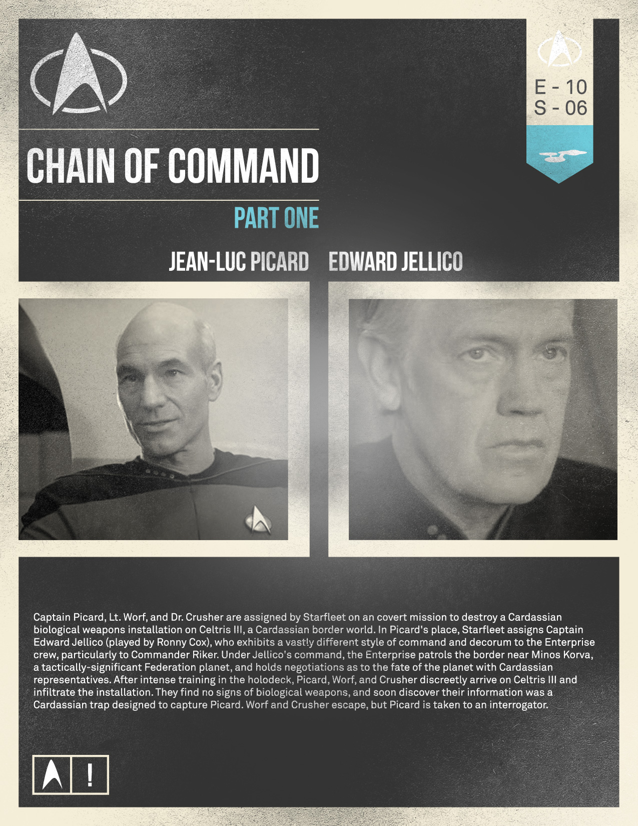 Chain of Command: Part One