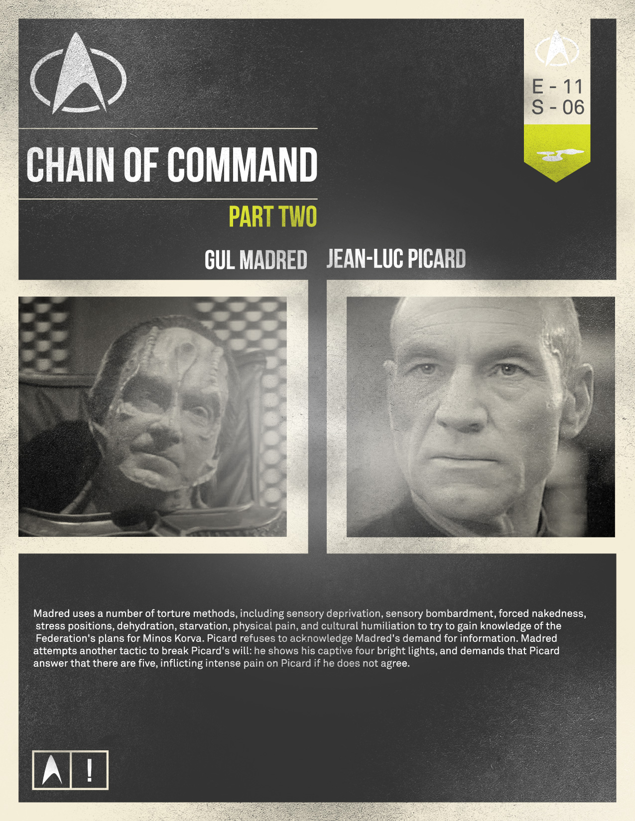 Chain of Command: Part Two