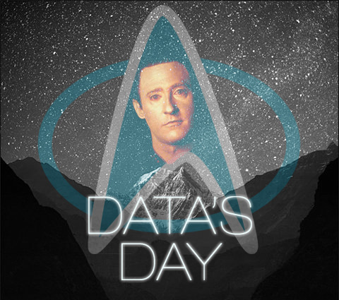 Data's Day