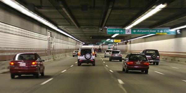 Callahan Tunnel Boston