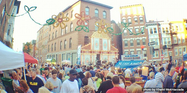 Saint Anthony's Feast - North End - Boston MA
