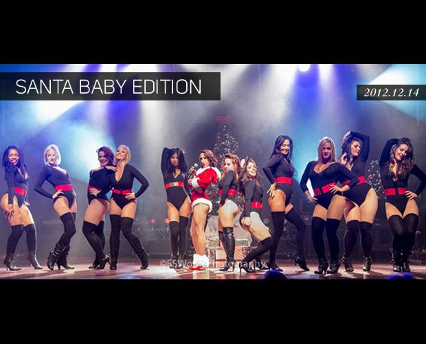 Santa Baby Edition