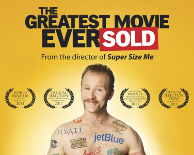 Greatest Movie Ever Sold event