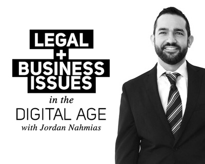 Legal and Business Issues in the Digital Age