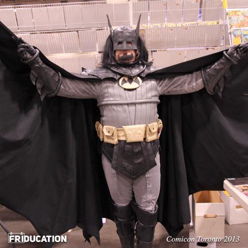 Klingon Batman