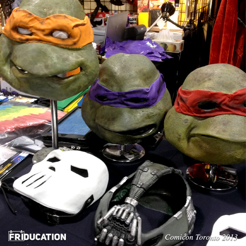 Ninja Turtles Maks