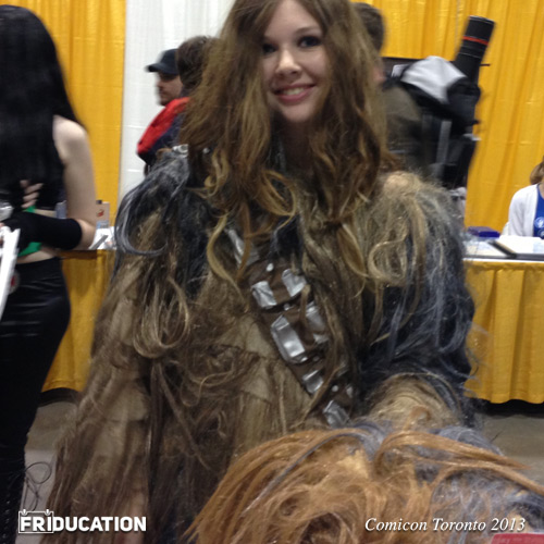 Sexy Star Wars Chewbacca