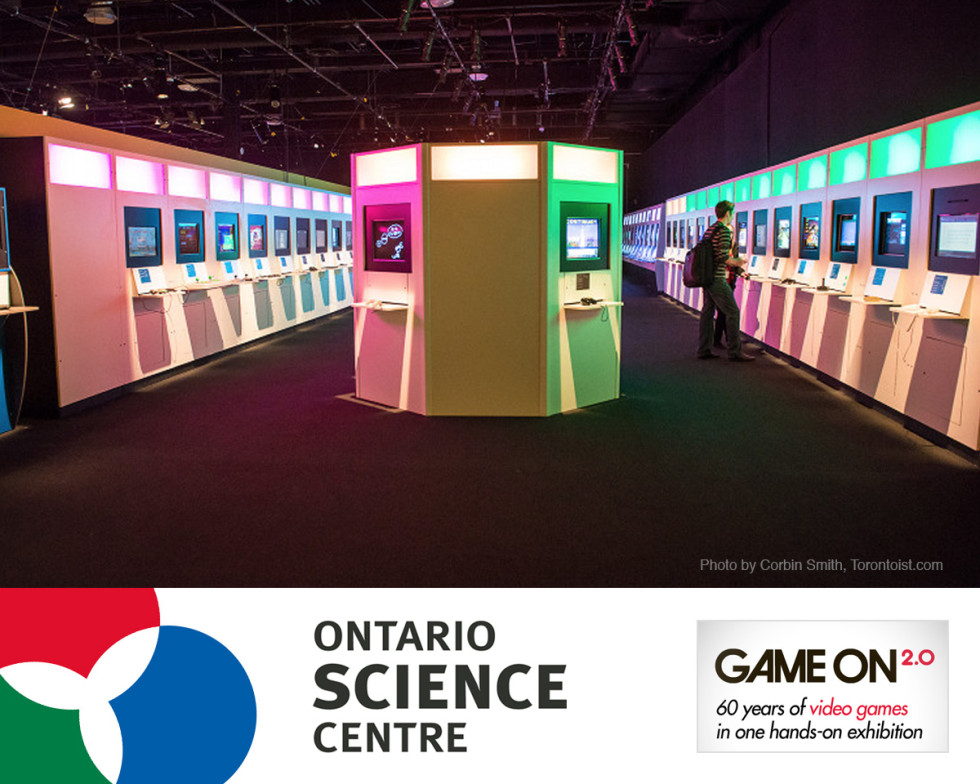 Game On at the Science Centre!