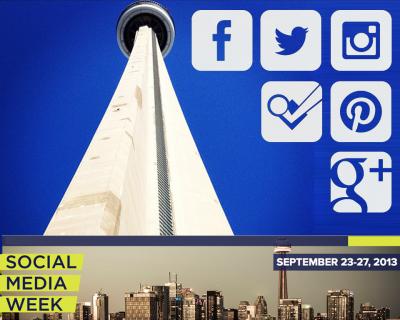 Social Media Week 2013 Toronto
