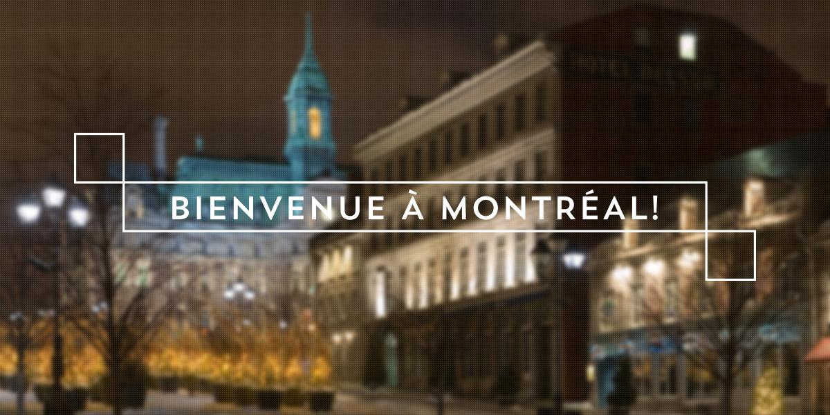 PD Montreal Getaway