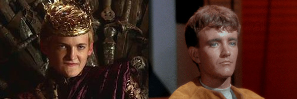 king joffrey vs  charlie x