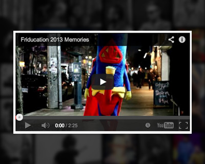 Friducation – 2013 Memories