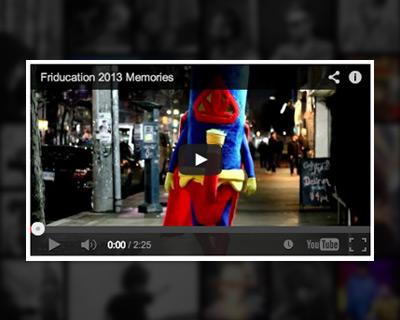 Friducation – 2013 Memories