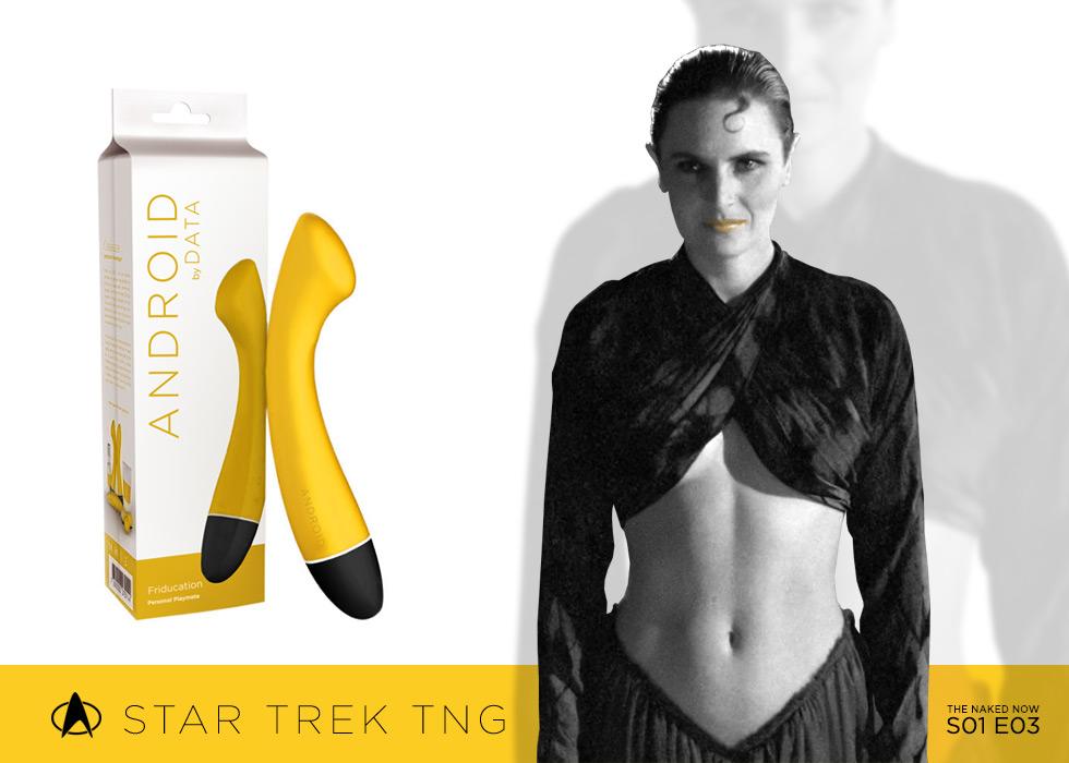 Star Trek TNG – The Naked Now