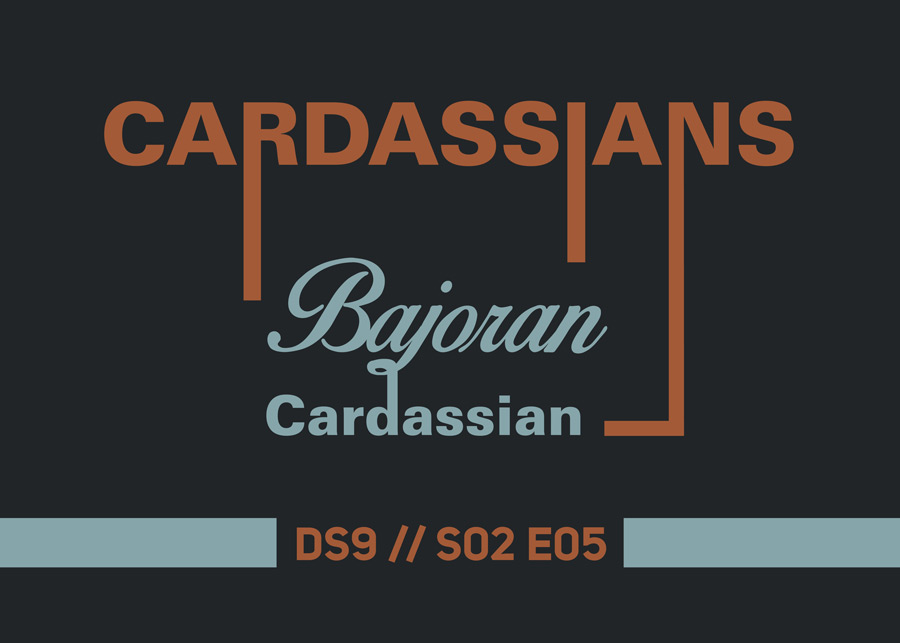Star Trek DS9 – Cardassians