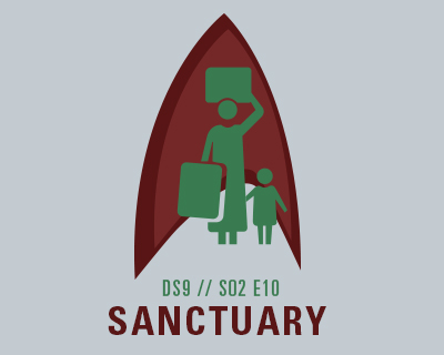 Star Trek DS9 – Sanctuary