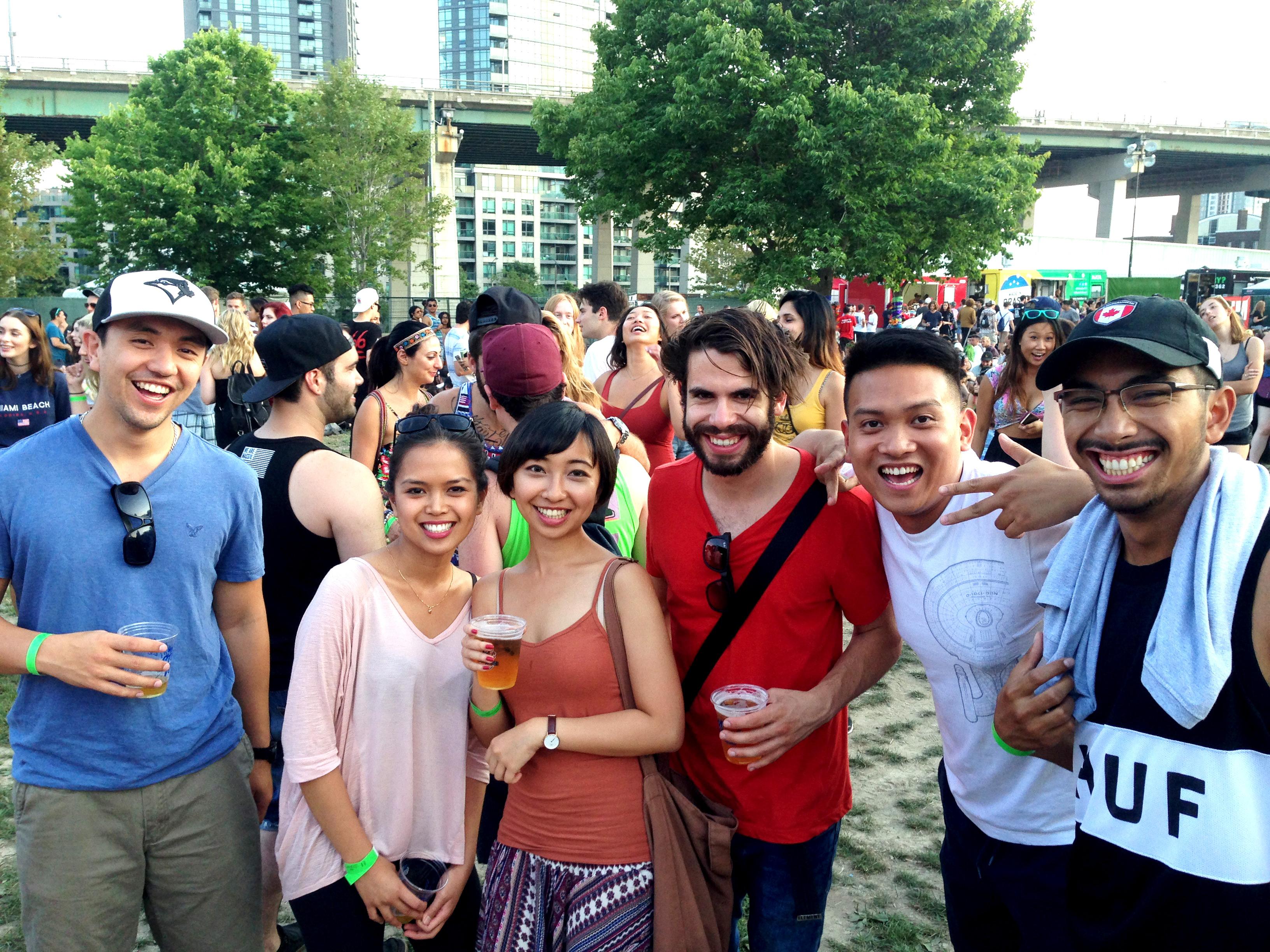 Die Antwoord @ Time Festival 2015