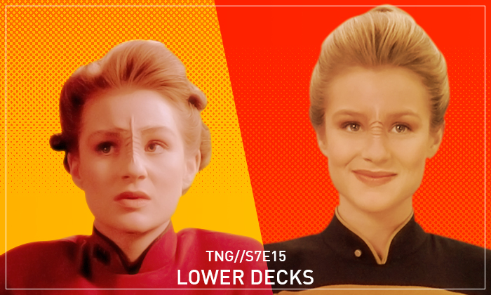 Coming of Age: Lower Decks
