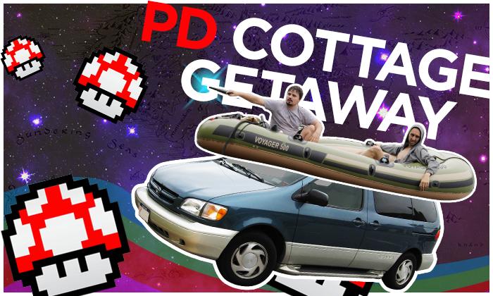 PD Cottage Getaway