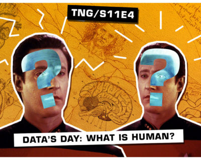 Data's Day: What is human?
