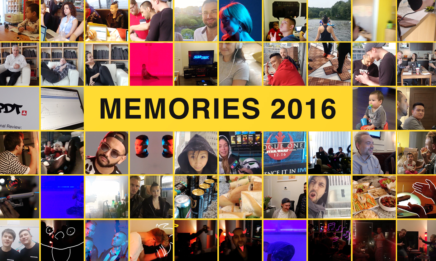 Friducation – 2016 Memories