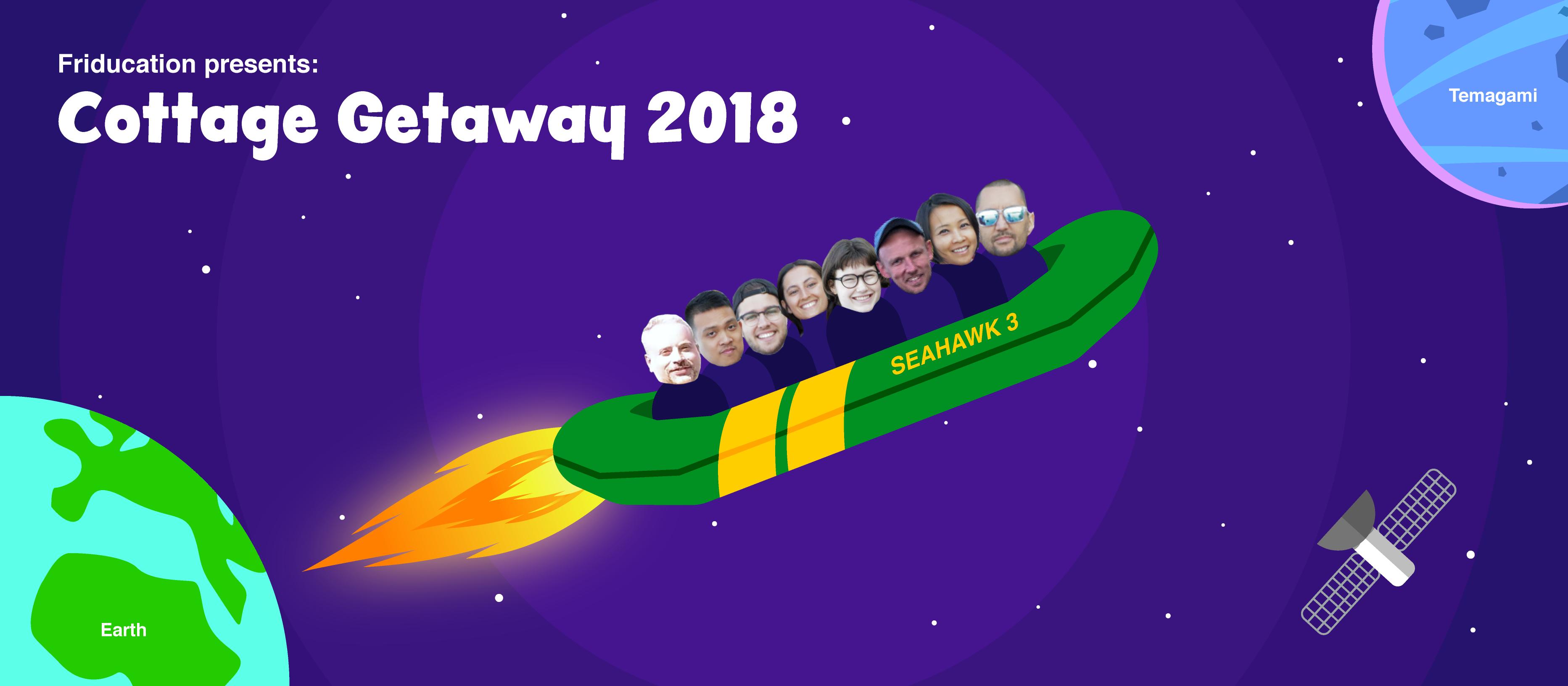 PD Summer Getaway 2018