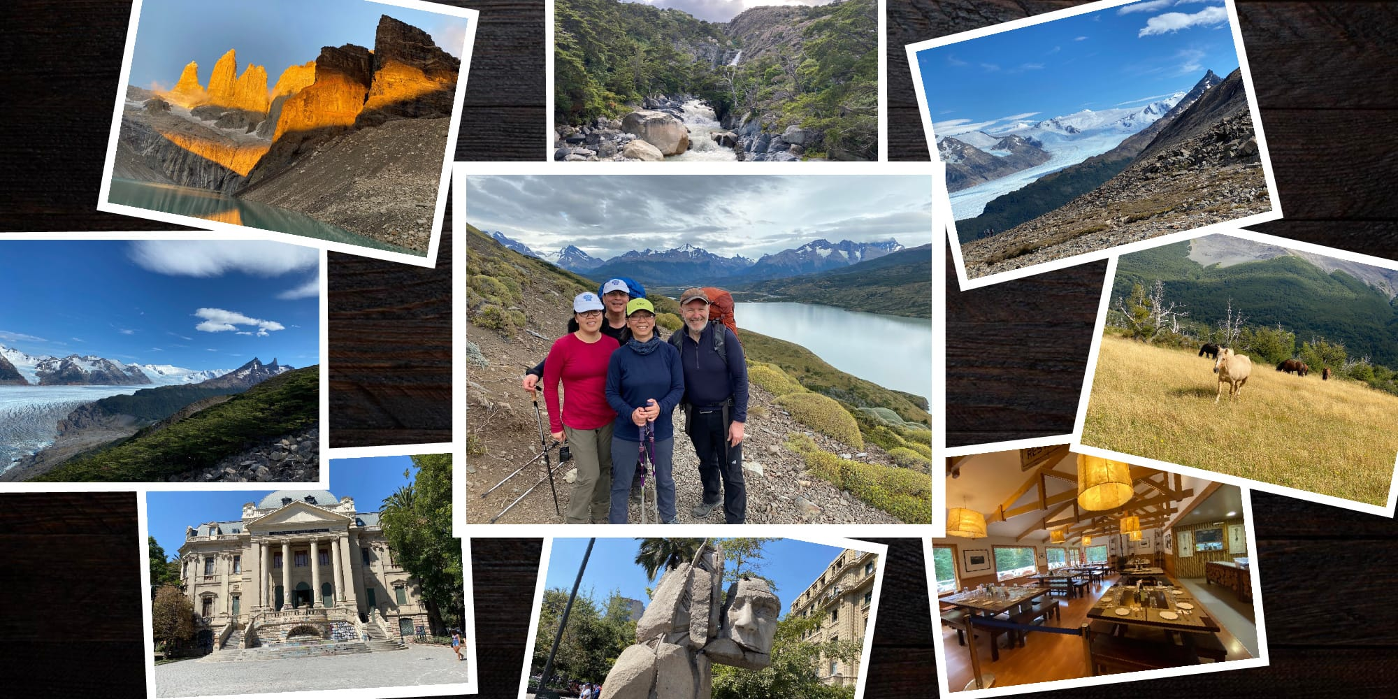 An amazing adventure in Patagonia
